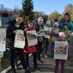 Волонтёрское движение «Энтузиасты» продолжает свою работу