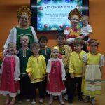Дошкольникам о Крещении Господнем